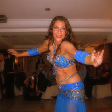 Eva Chacón Mayo 2010