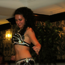 Ana Saaeda Mayo 2011